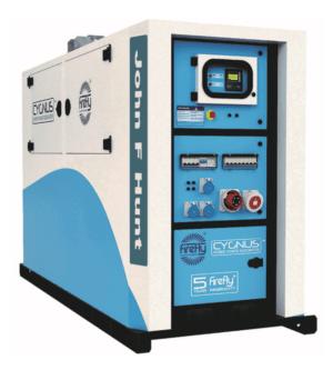 Hybrid Generator Cygnus 3