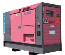 Ultra Quiet Denyo Generators Hire