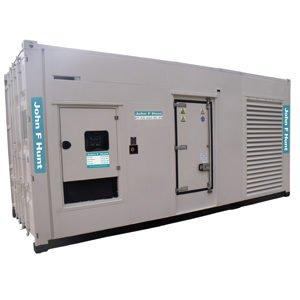 silenced-Generator 1250