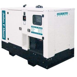 100 kVA Silenced Generators