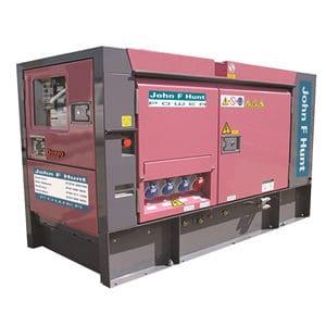 Ultra-Quiet-Generator 40kVA