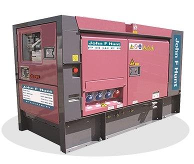 Generator Hire, Sale & Installation | John F Hunt Power